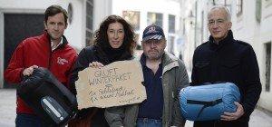 """Wohnungslosenhilfe zieht Bilanz zum """"Winterpaket"""""""