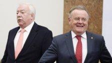 Geheimnisumwittertes Treffen von Häupl & Niessl