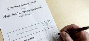 """Briefwahl-Auszählung: Kärnten reagiert auf Anzeige wegen """"Unregelmäßigkeiten"""""""