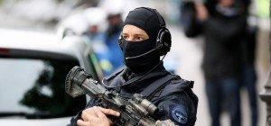 Belgische Polizei nimmt vier Terrorverdächtige fest