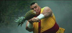 """So sieht """"Fruit Ninja"""" in der richtigen Welt aus"""