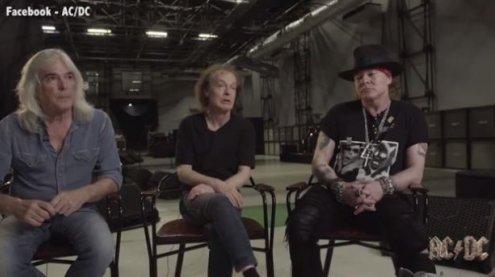 """Angus Young von AC/DC: """"Brian Johnson wurde nicht gefeuert!"""""""