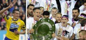 So feierte der SKN St. Pölten die Rückkehr in die Bundesliga