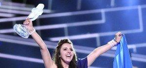 Jamala gewinnt für die Ukraine den Eurovision Song Contest 2016