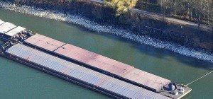 Diesel aus Frachtkahn abgezapft: Verdächtiger in Wien mit 27 Kanistern gestoppt