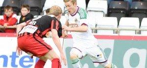 1:3 Niederlage für Admira, dennoch Europacup-Teilnahme fix