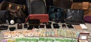 Mariahilf: Polizei findet Diebesgut und tausende Euro Bargeld