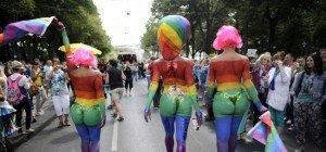 """Regenbogenparade 2016 in Wien: Gegner rufen zum """"Marsch für die Familie"""""""