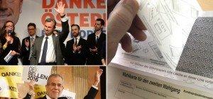 LIVE: Bundespräsidentenwahl – Endergebnis mit Wahlkarten
