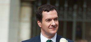 Britischer Finanzminister rechnet mit Turbulenzen