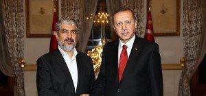 Erdogan traf Hamas-Anführer Mashaal in Istanbul