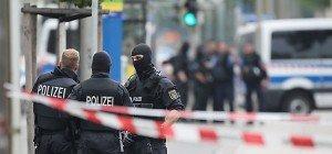 Ein Toter bei Schießerei im Leipziger Rockermilieu