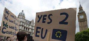 Nach Brexit neuer Schwung für schottische Unabhängigkeit