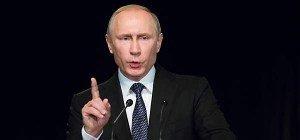 Putin kritisiert NATO scharf