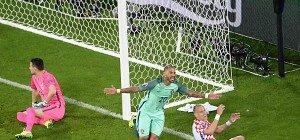 Defensivtaktik ebnete Portugal den Weg ins Finale