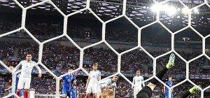 Island nach Sensationssieg gegen England im Viertelfinale