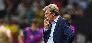Englands Teamchef Hodgson nach EM-Aus zurückgetreten