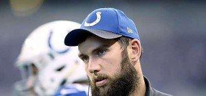 Quarterback Luck bestbezahlter Spieler der NFL-Geschichte