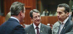 Neue Ära in Brüssel – EU-Chefs tagen ohne Cameron