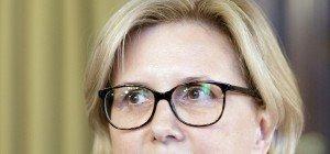 Angelobung der neuen Rechnungshofpräsidentin Margit Kraker
