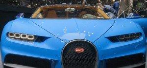 Mit dem Bugatti auf Streife: Der Wahnsinn der Polizei von Dubai