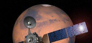 Russisch-europäische Sonde soll Mars erforschen