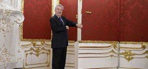 Abschied von Heinz Fischer: Mittagessen mit Chefs der Parlamentsparteien