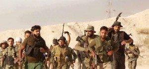 """IS drängt syrische Rebellen zurück – """"Rückzug in die Wüste"""""""