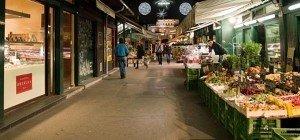 WEGA stellt Einbrecher in Lokal am Wiener Naschmarkt