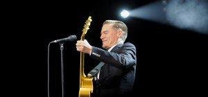 Bryan Adams rockte vor 11.000 Fans die Wiener Stadthalle