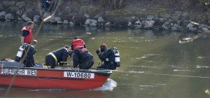 Leiche im Wiener Donaukanal gefunden: Polizei geht von Fremdverschulden aus
