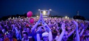 Das war der Freitag beim Donauinselfest 2016: Eine Million Besucher beim Auftakt