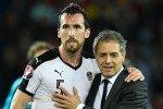 Kapitän Christian Fuchs gibt Rücktritt bekannt
