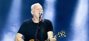Ex Pink-Floyd-Sänger David Gilmour gab Wien-Konzert in Schönbrunn