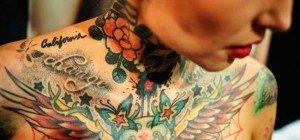 Rund ein Viertel aller Österreich hat ein oder mehrere Tattoos