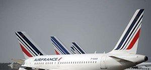 Flugausfälle bei Air-France – Flugbegleiter streiken