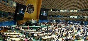 UN-Vollversammlung wählte Italien in den Sicherheitsrat