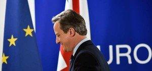 Kandidaten für Cameron-Nachfolge mit Brexit-Hinhalte-Taktik