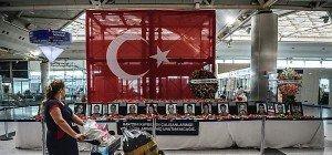 Weitere Festnahmen nach Anschlag auf Istanbuler Flughafen