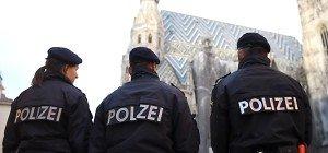 Österreich erhöht Sicherheitsmaßnahmen