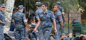 Regierungsgegner in Eriwan ließen Geiseln frei