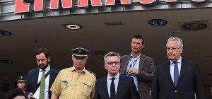 Münchner Bluttat löst Debatte über Waffenrecht aus