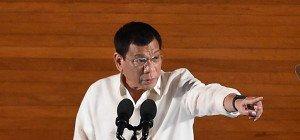 Philippinischer Präsident will Frieden mit Rebellen