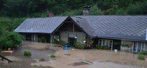 Unwetter sorgten erneut für Probleme