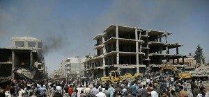 Mindestens 67 Tote nach IS-Vergeltungsanschlag in Syrien