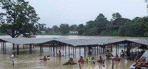 Mindestens 58 Tote in Nepal durch Erdrutsche und Hochwasser
