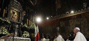 """Papst wünscht sich """"rebellische"""" Jugend"""