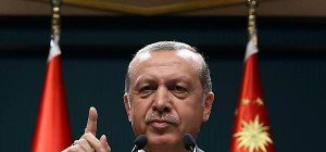 Erdogan beklagt mangelnde Solidarität des Westens