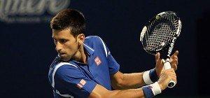 Djokovic mühelos ins Toronto-Viertelfinale eingezogen