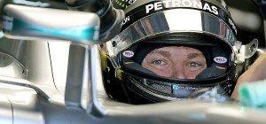 Lokalmatador Rosberg dominierte Hockenheim-Training